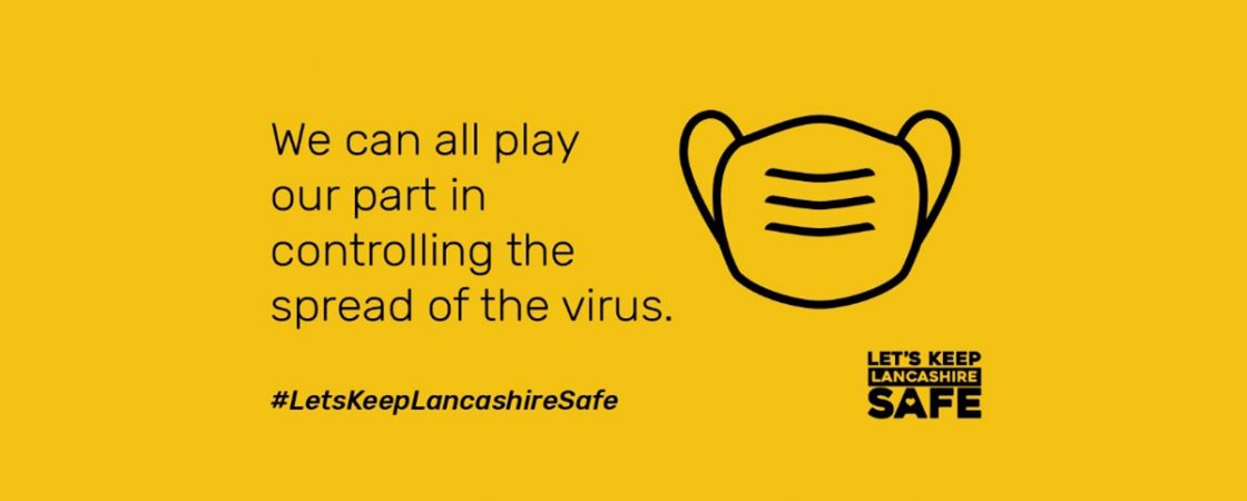 We can all play our part in controlling the spread of the virus
