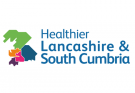 Healthier Lancashire & South Cumbria logo